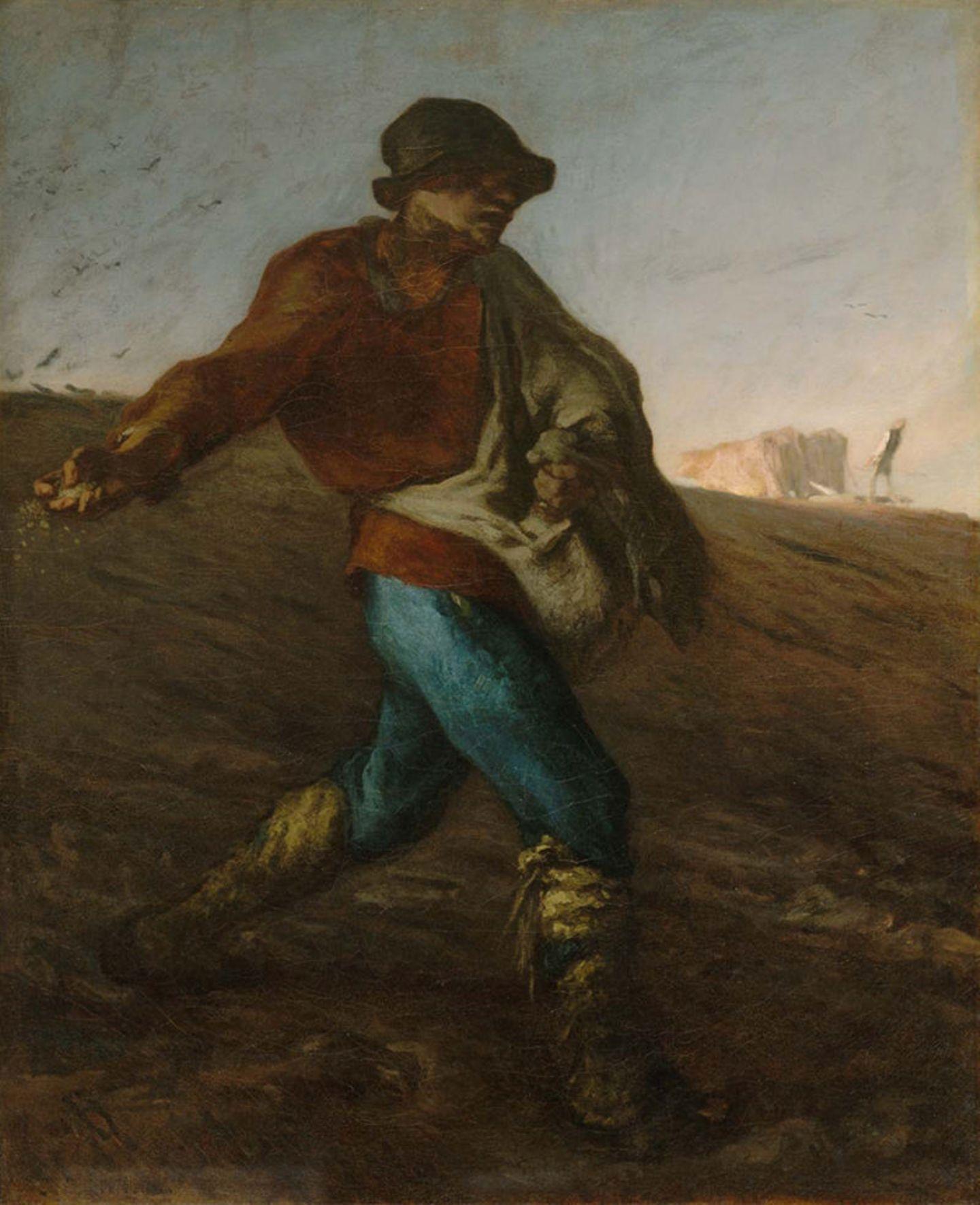 Der Sämann - 1850