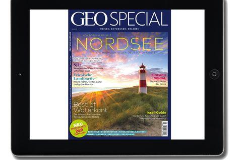GEOSpecial Nordsee