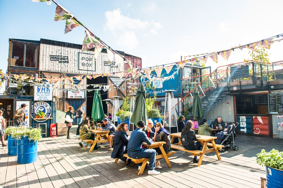 Pop Brixton London