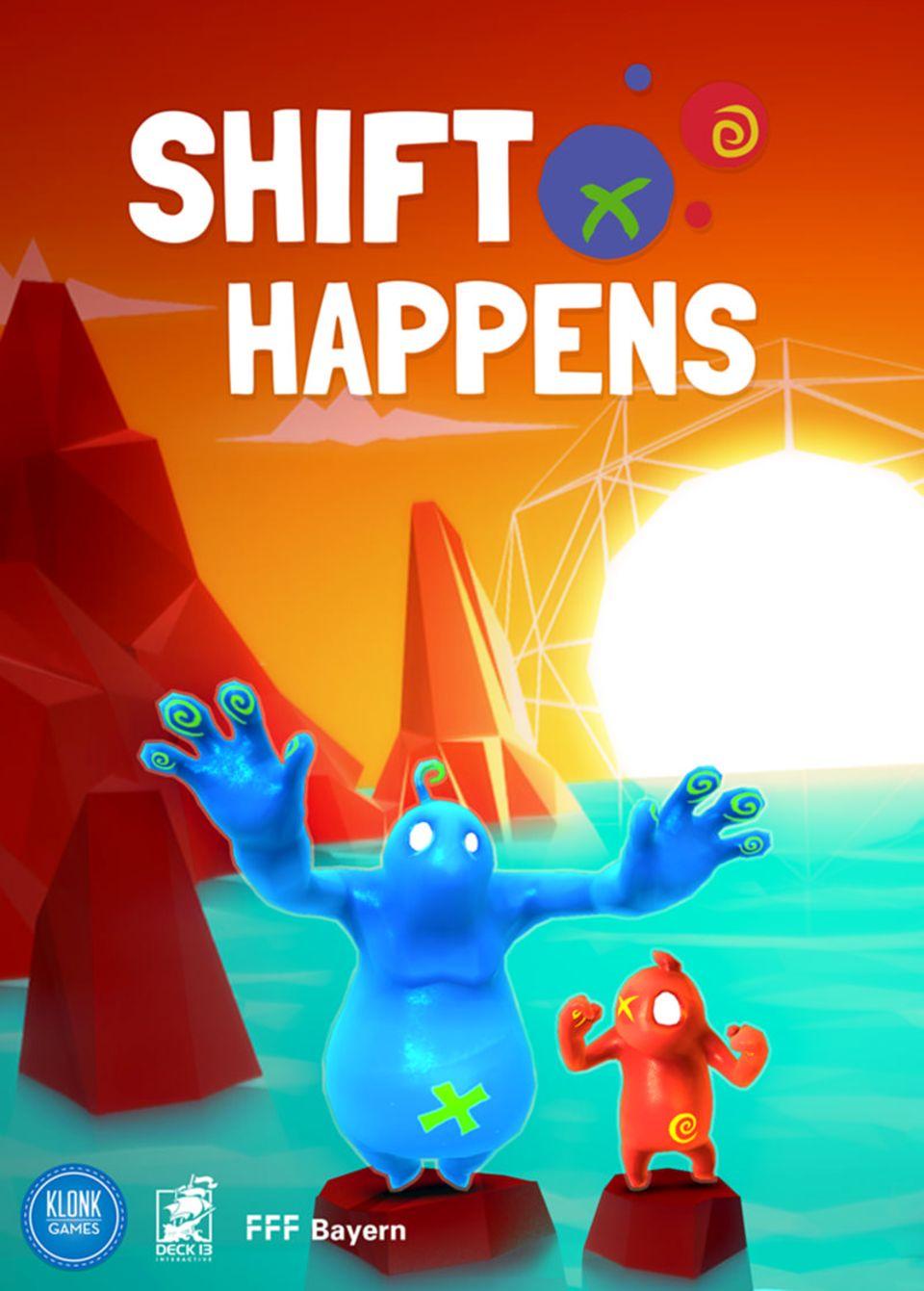 Shift Happens Cover