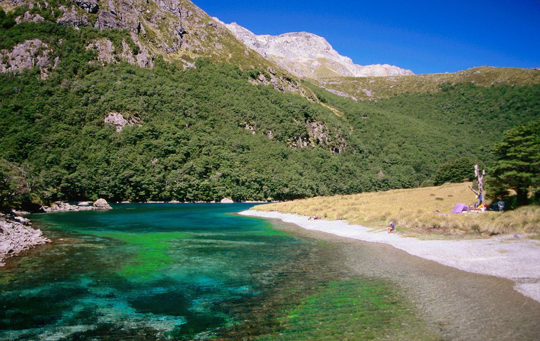 Blue Lake, Neuseeland