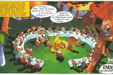 Gelage bei Asterix und Obelix
