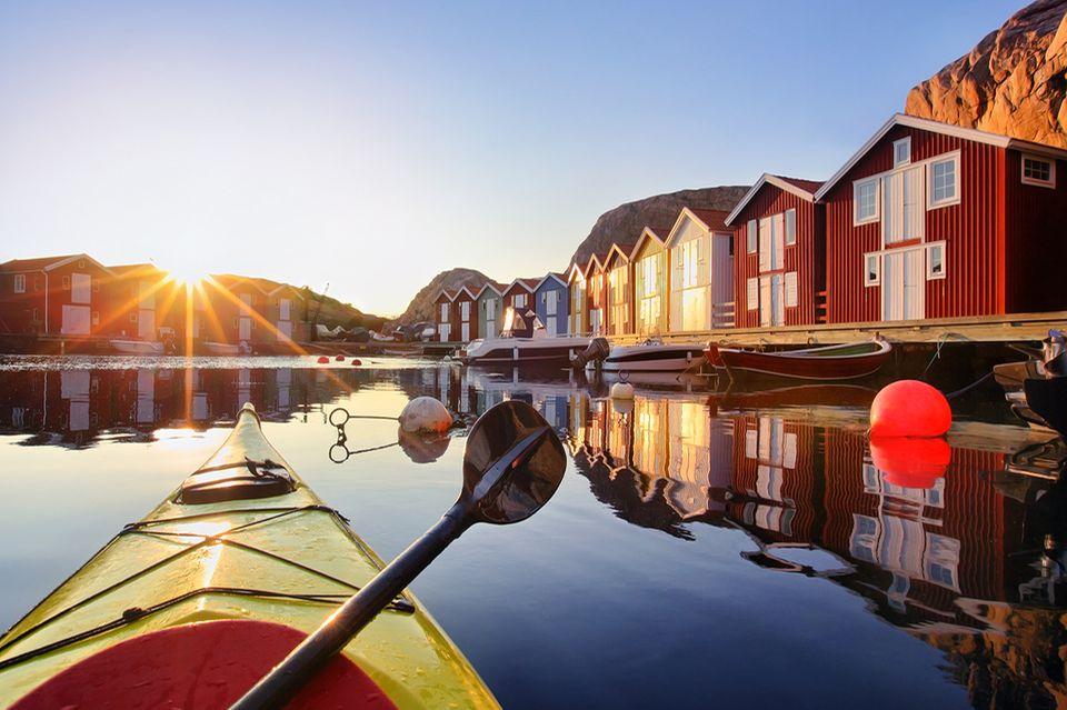 Smögen, Schweden