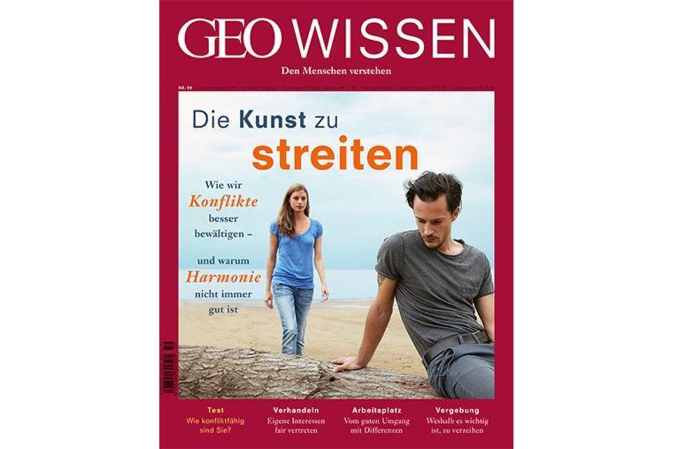 Cover GEO Wissen Gesundheit Nr. 5