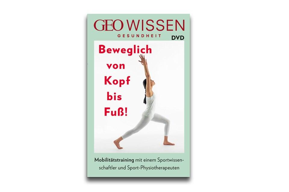 DVD zu GEO Wissen Gesundheit