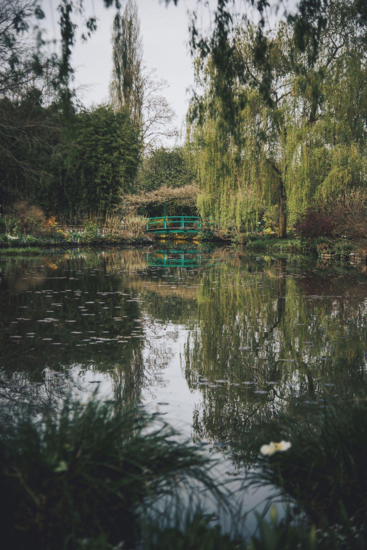 Haus und Garten Claude Monet