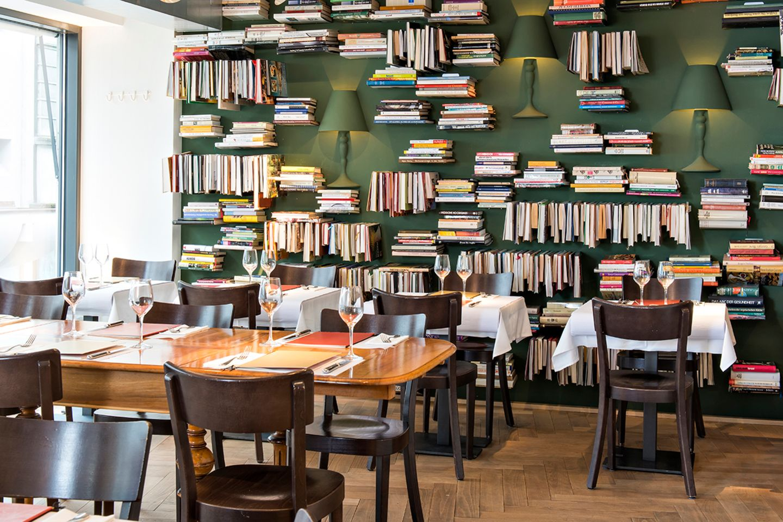 Restaurant Hiltl