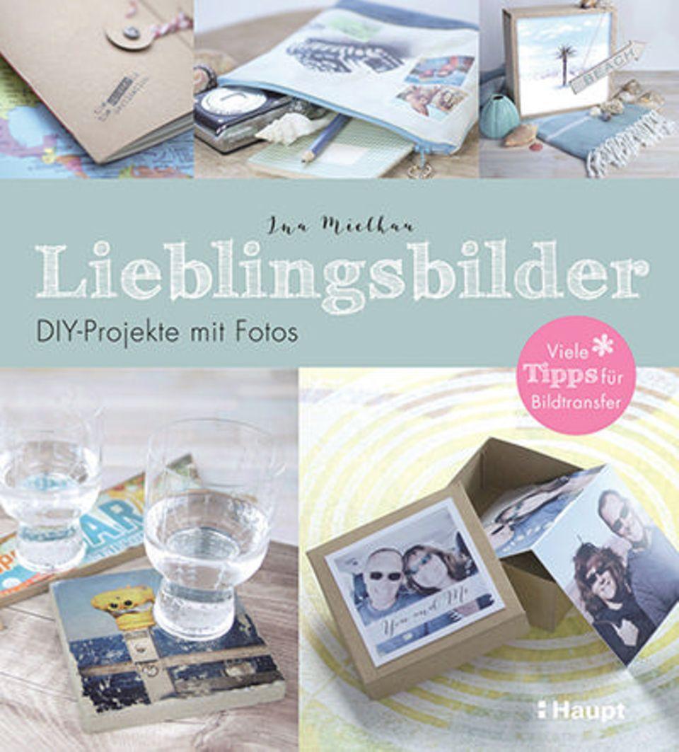 Lieblingsbilder Buch im Hauptverlag