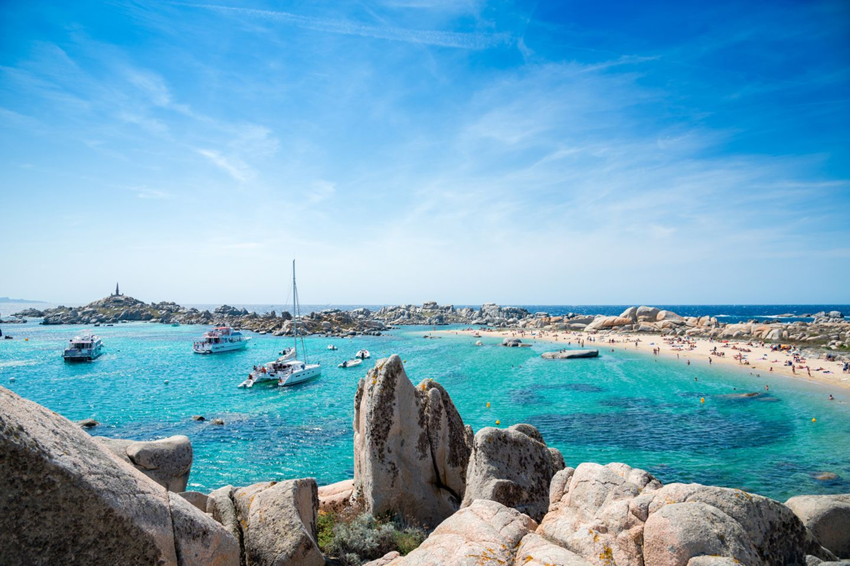Lavezzi Islands, Korsika