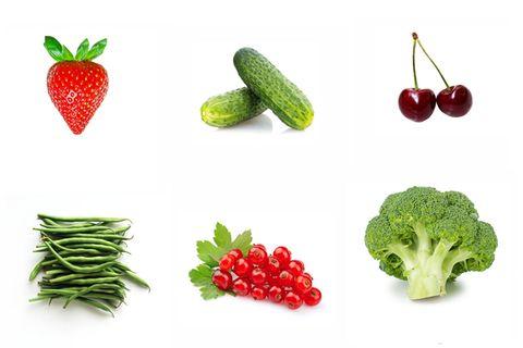 Saisonkalender Juni: Regionales Obst und Gemüse im Juni