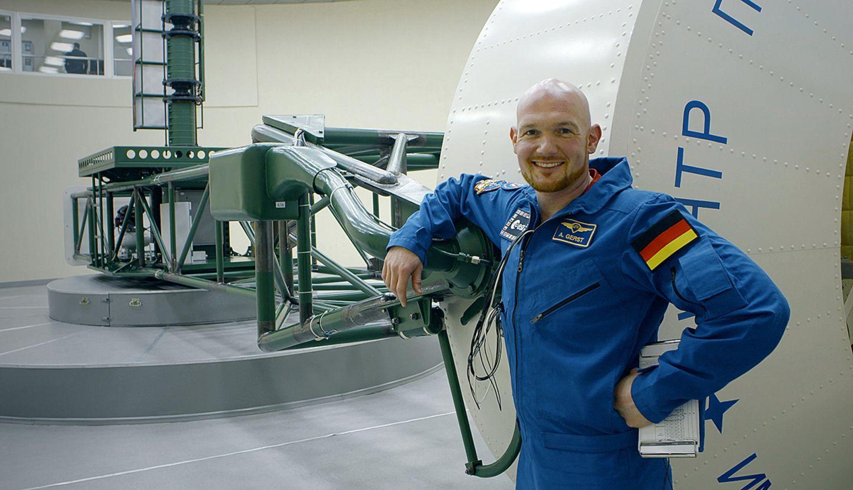 """ZDF-Dokureihe """"Terra X"""" begleitet Alexander Gerst zur ISS"""