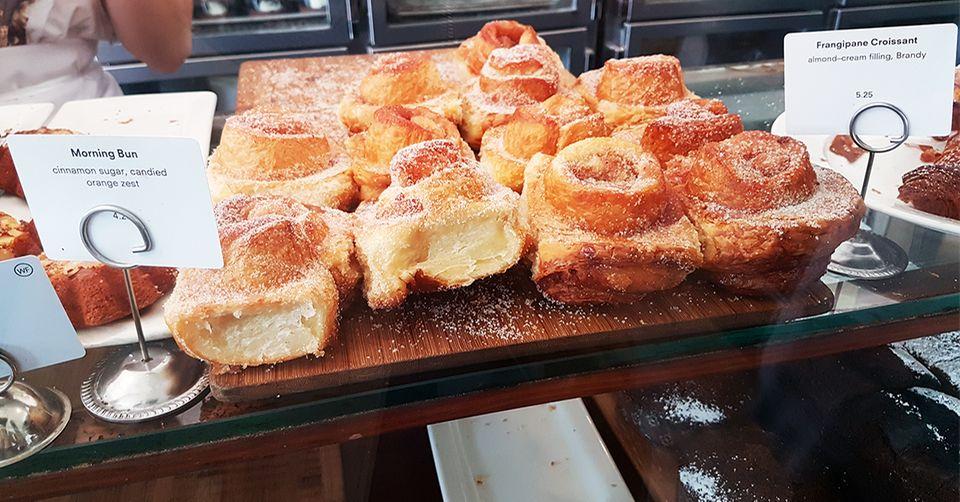 Morning Buns der Tartine Bakery