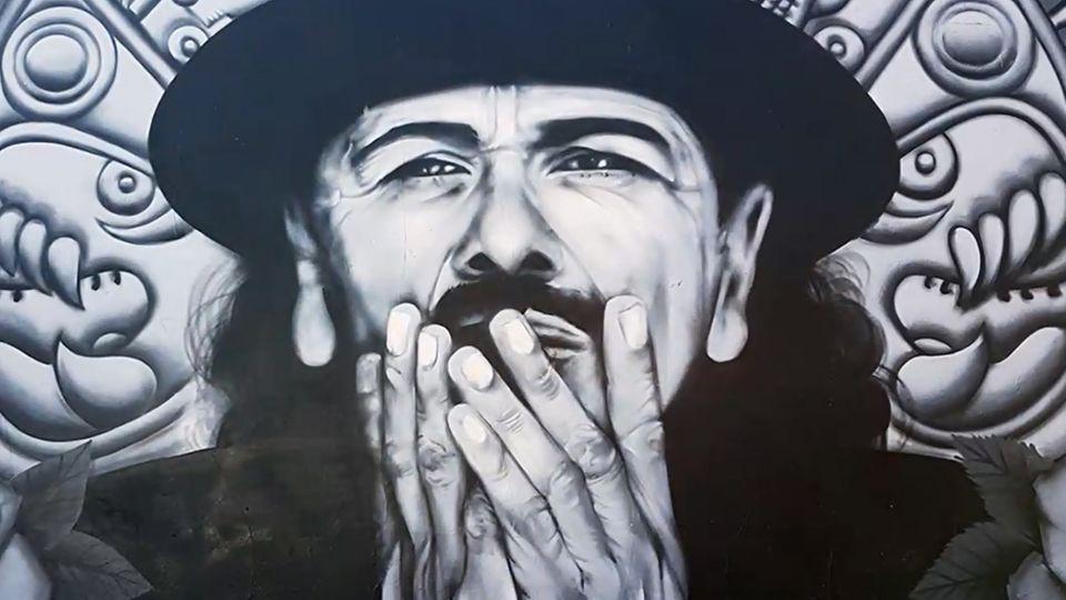 Street Art Santana San Francisco