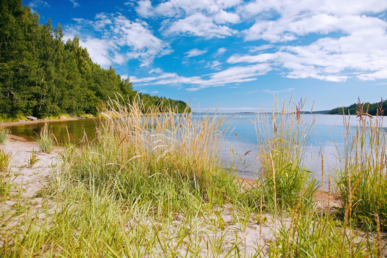 Hochküstenpfad Schweden