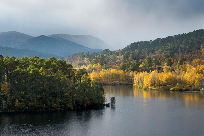 Loch Beine a' Mheadhoin, Glen Affric