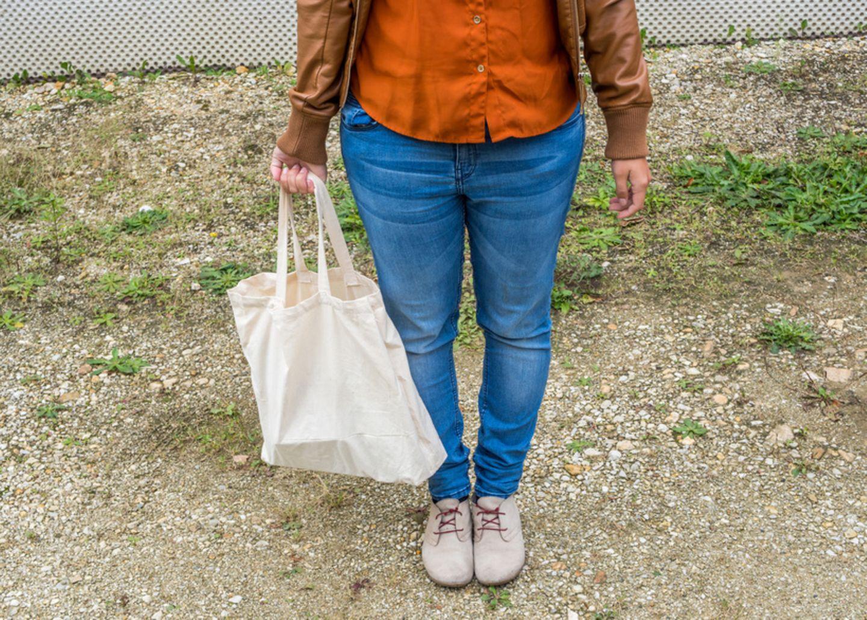 Stofftasche Einkaufen