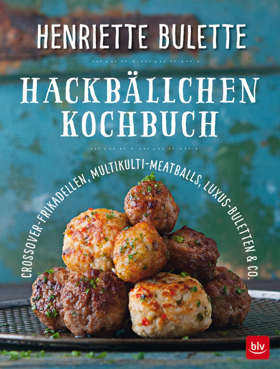 Das Hackbällchen Kochbuch