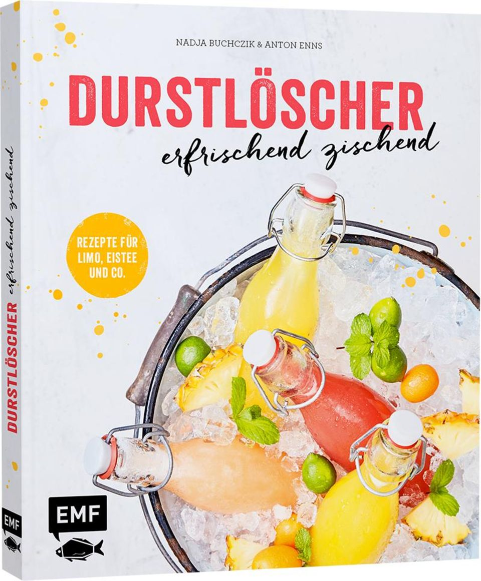 Durstlöscher Buch EMF Verlag