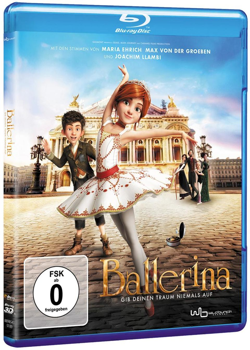 Ballerina Blu-ray