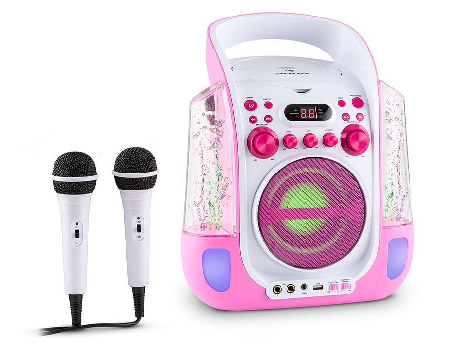 Karaoke Anlage auna für Kinder