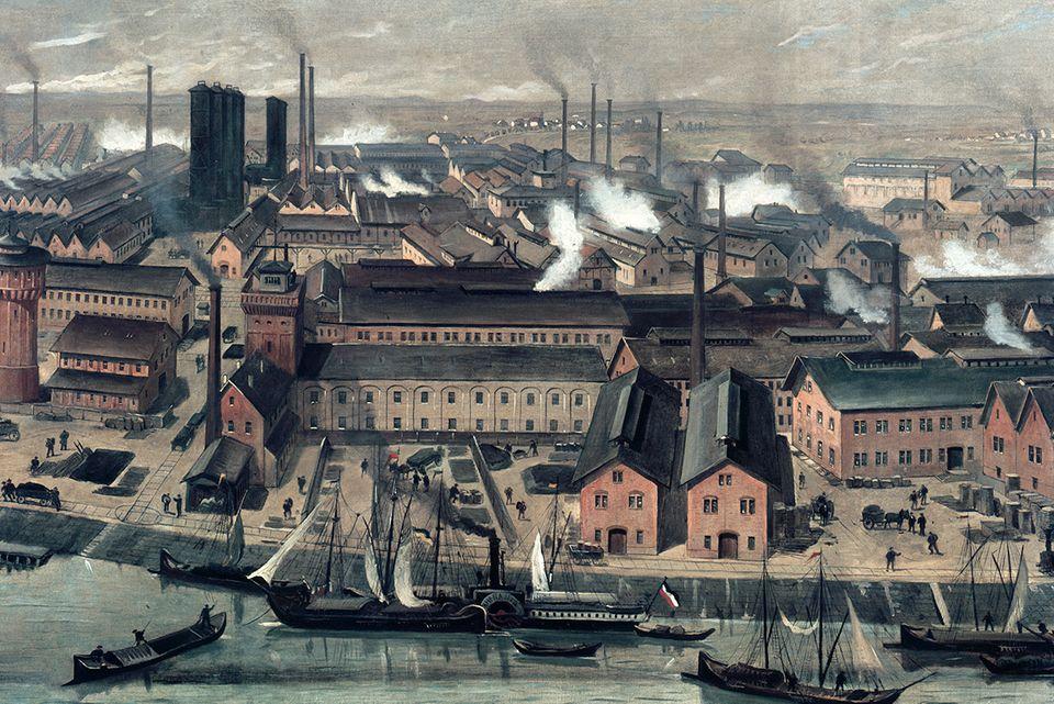 Die Badische Anilin-und Soda Fabrik (BASF)