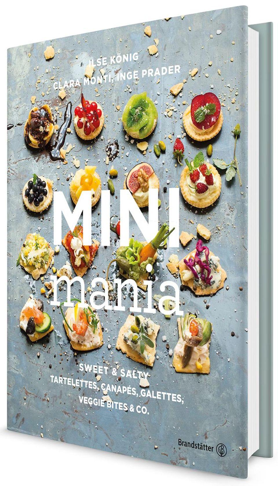 Mini Mania Backbuch