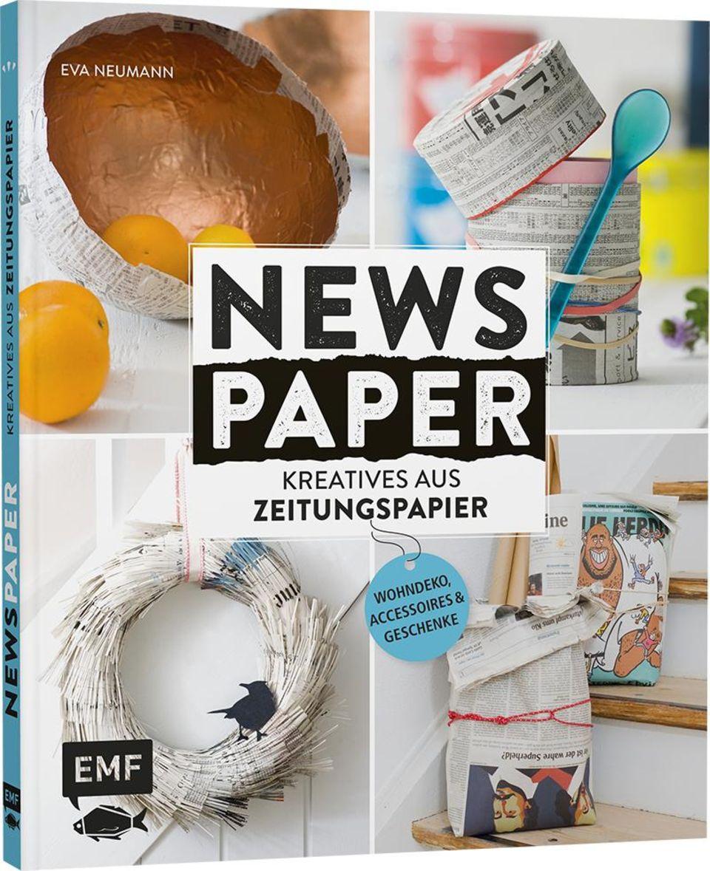 NEWS PAPER - Kreatives aus Zeitungspapier
