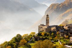 Schweiz, Soglio
