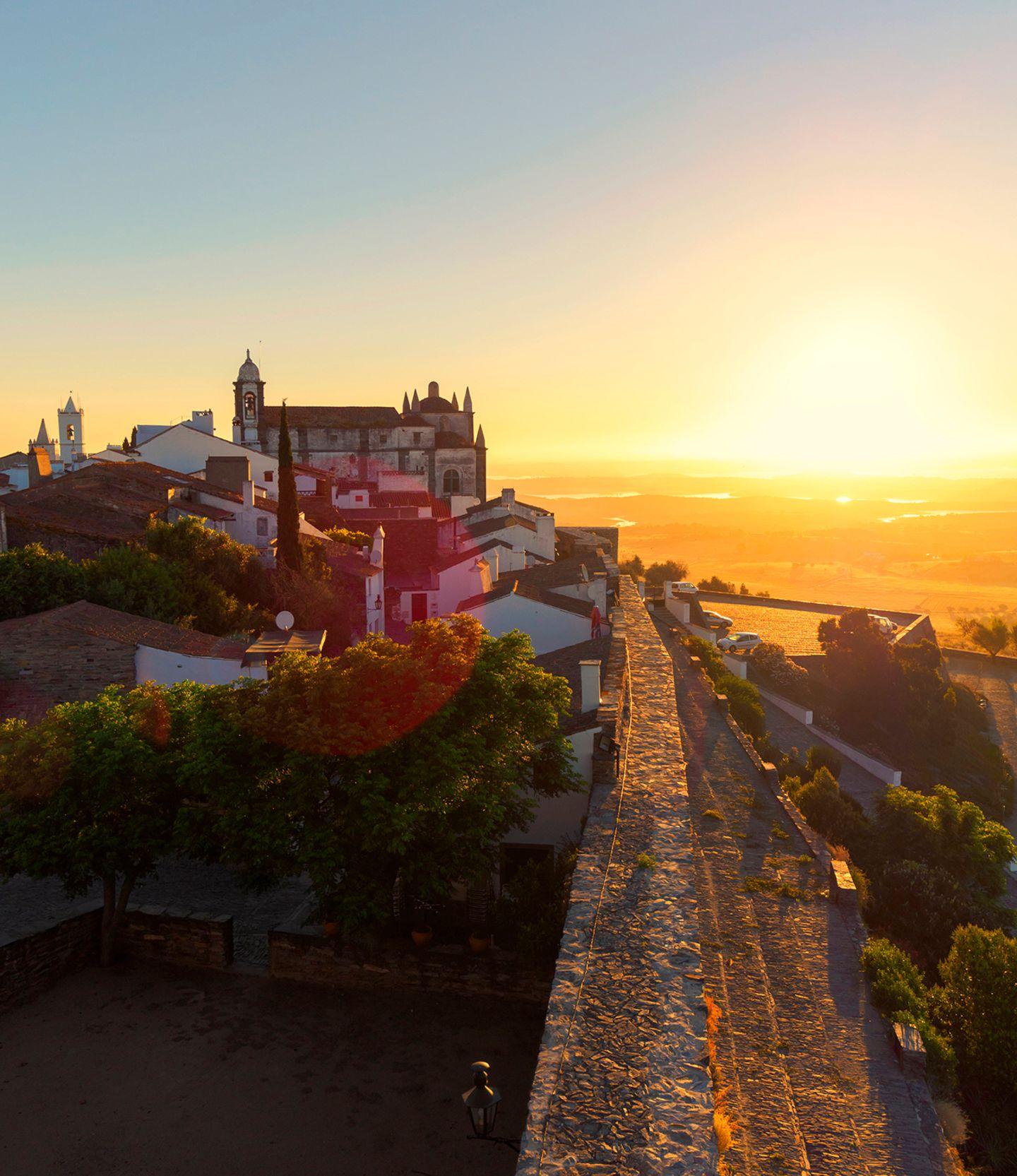 Portugal, Monsaraz