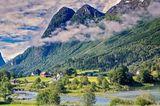 Norwegen, Olden