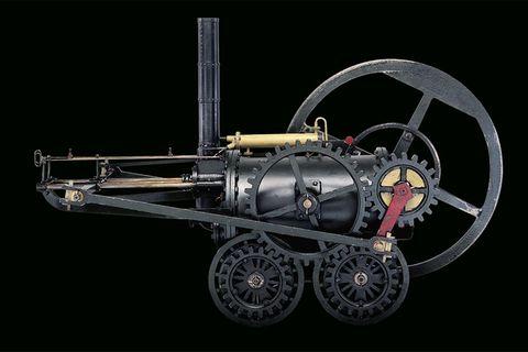Prototyp, Zugmaschine 1804