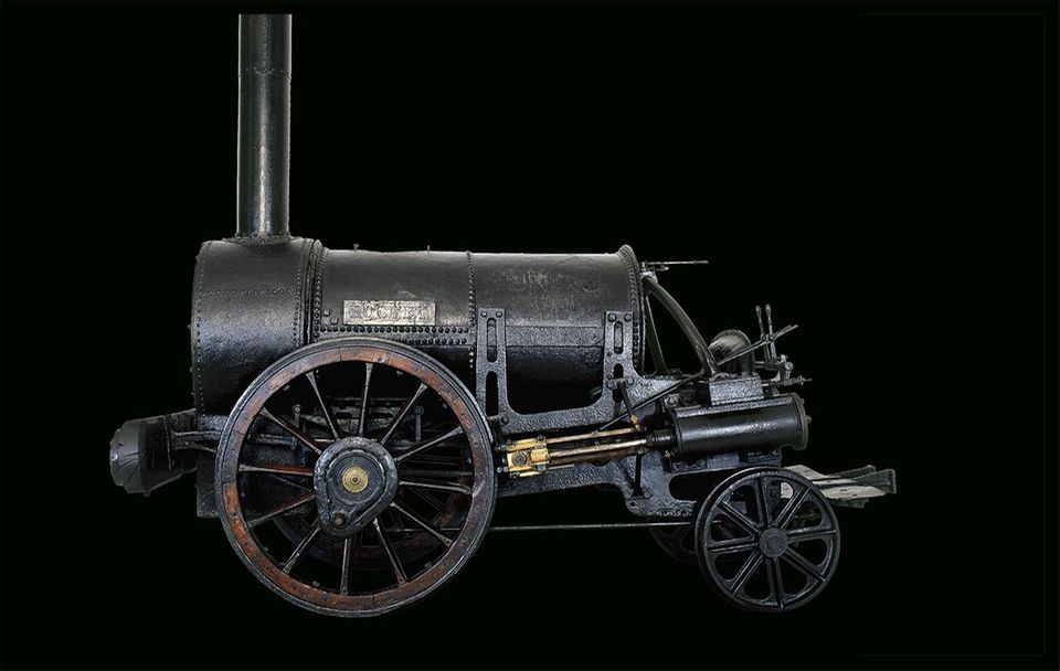 Rocket, 1830
