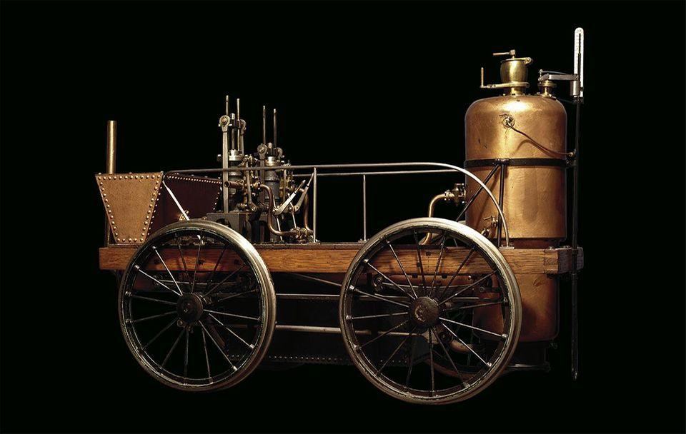 Lokomotive, 1829