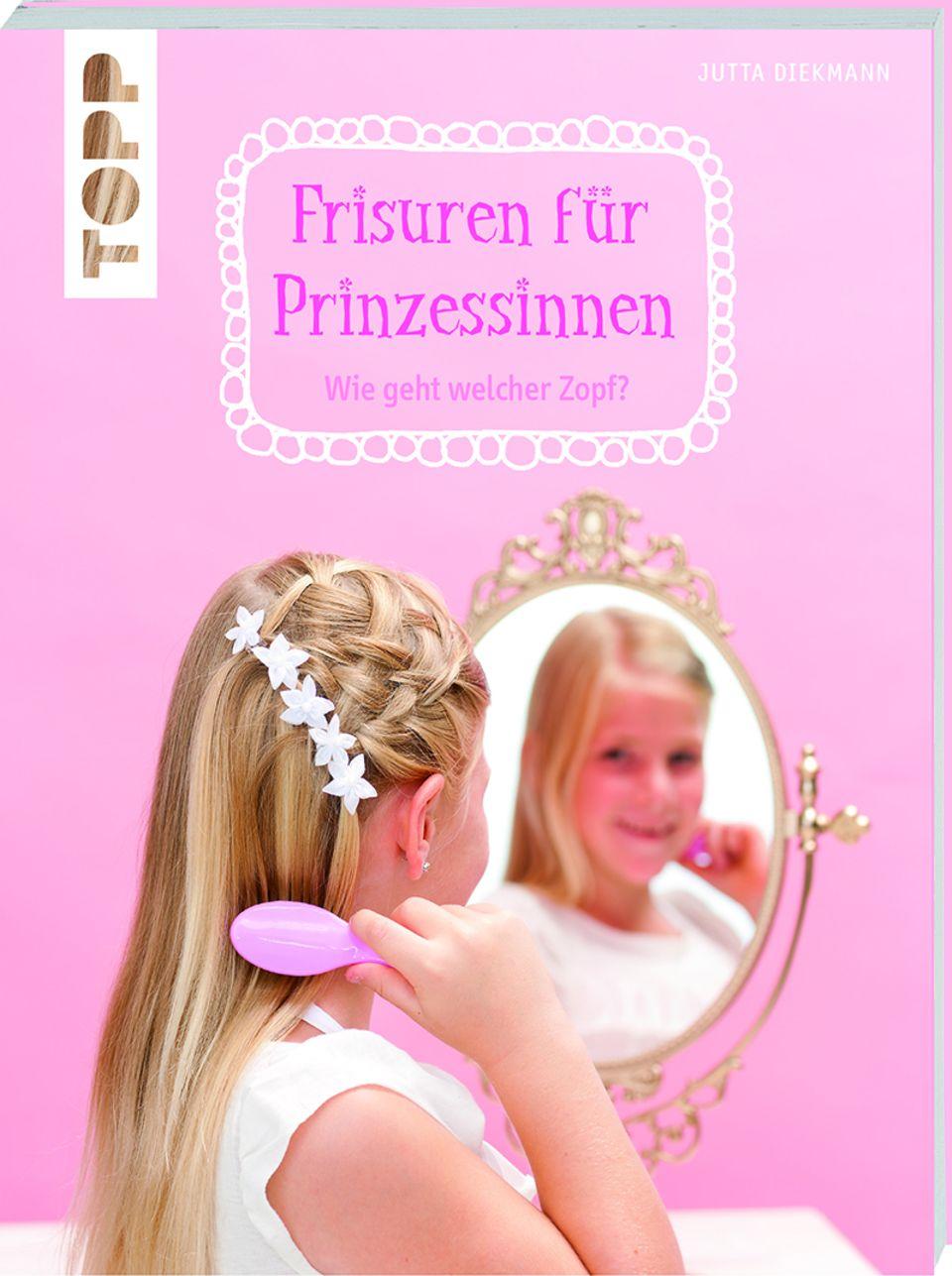 Frisuren für Prinzessinnen