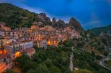 Castelmezzano, Italien