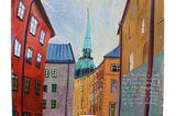 """""""Mittagessen in Gamla Stan, Stockholm"""""""