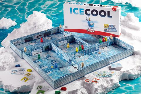 ICECOOL Spiel
