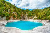 Inferno Crater Lake, Neuseeland