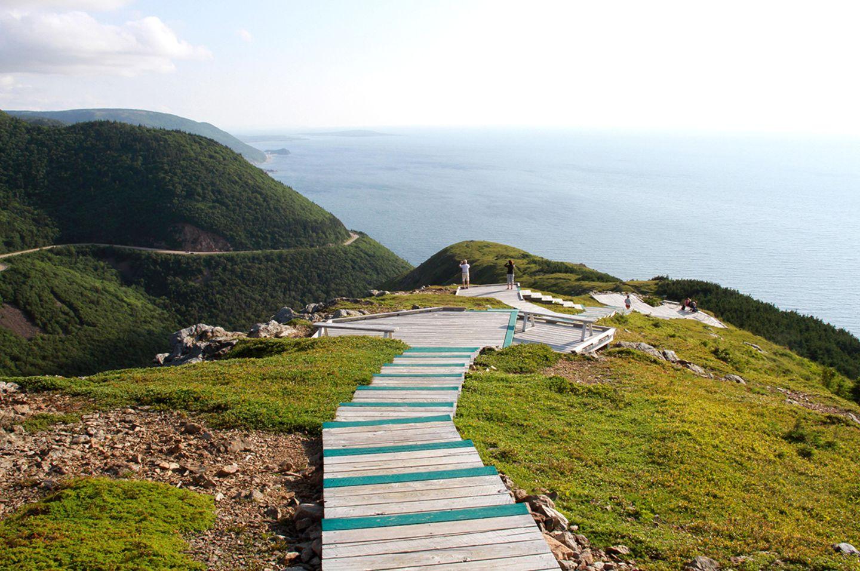 Cape Breton Highlands National Park, Kanada