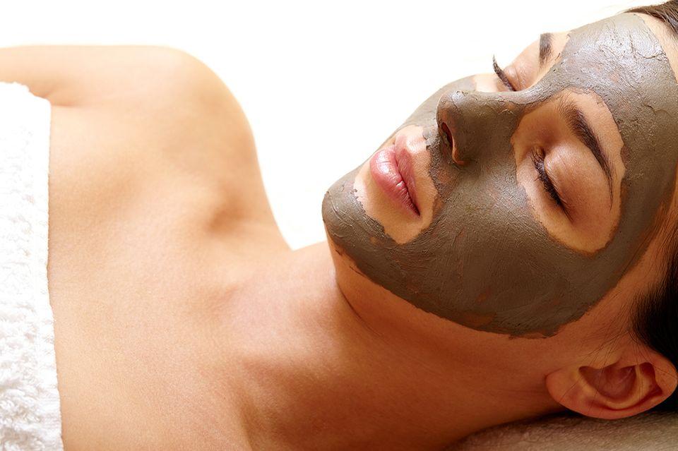 Algenmaske als Beautyprodukt