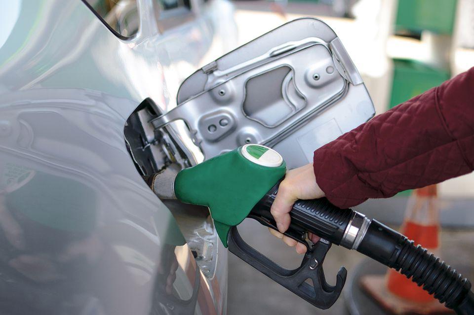 Biodiesel tanken