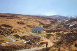 Schottland, Östliches Hochland, ALLT SCHEICHEACHAN