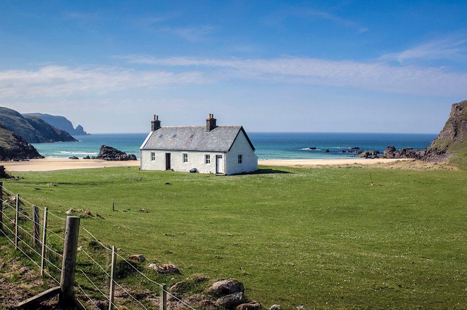 Schottland, Nördliches Hochland, KEARVAIG