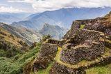 Peru, Inka-Pfad