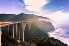 USA, Kalifornien, Highway 1