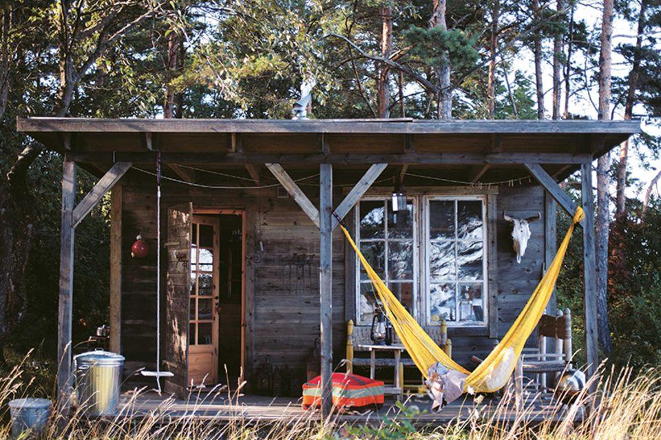 Bengans Angelhütte, Tiny Houses