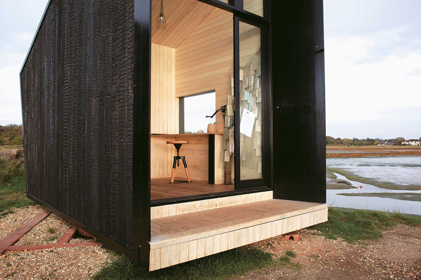 The Observatory; Tiny Houses