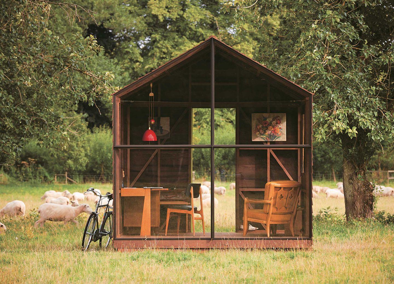 Sir Paul Smiths Hütte, Tiny Houses