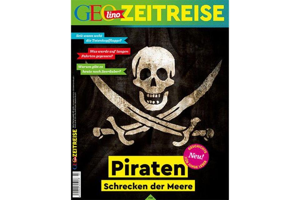 GEOlino Zeitreise - Piraten