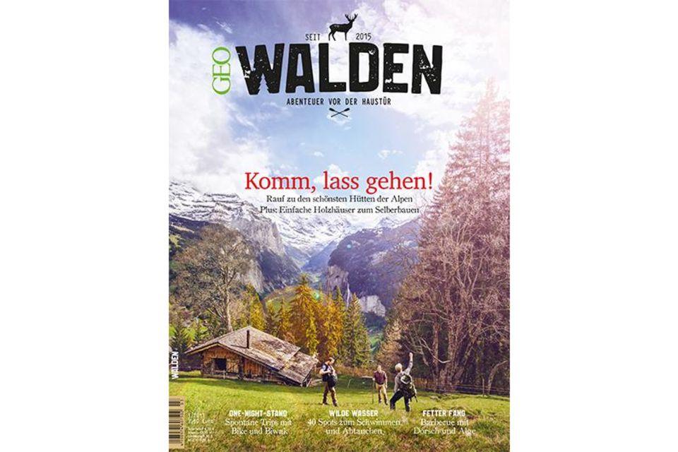 WALDEN 03/2017 - Komm, lass gehen!